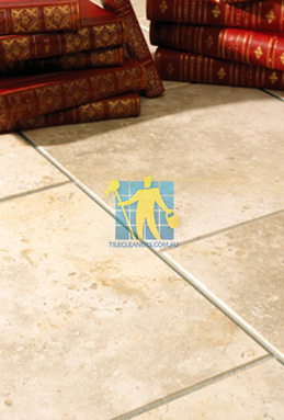 limestone tiles brushed jerusalem grey gold sample Woden Valley cleaning