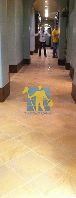 traditional entry with large porcelain tiles were laid in a basketweave pattern Woden Valley